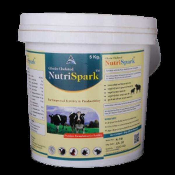 Glycin Chelated Nutrispark-Powder